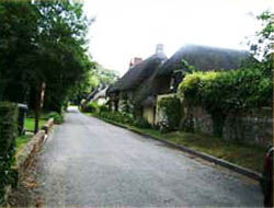 Houses at Wherewell