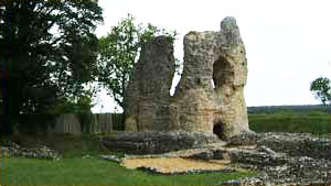 Ludgershall Castle