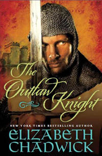 The Outlaw Knight by Elizabeth Chadwick - the US title for Lords of the White Castle