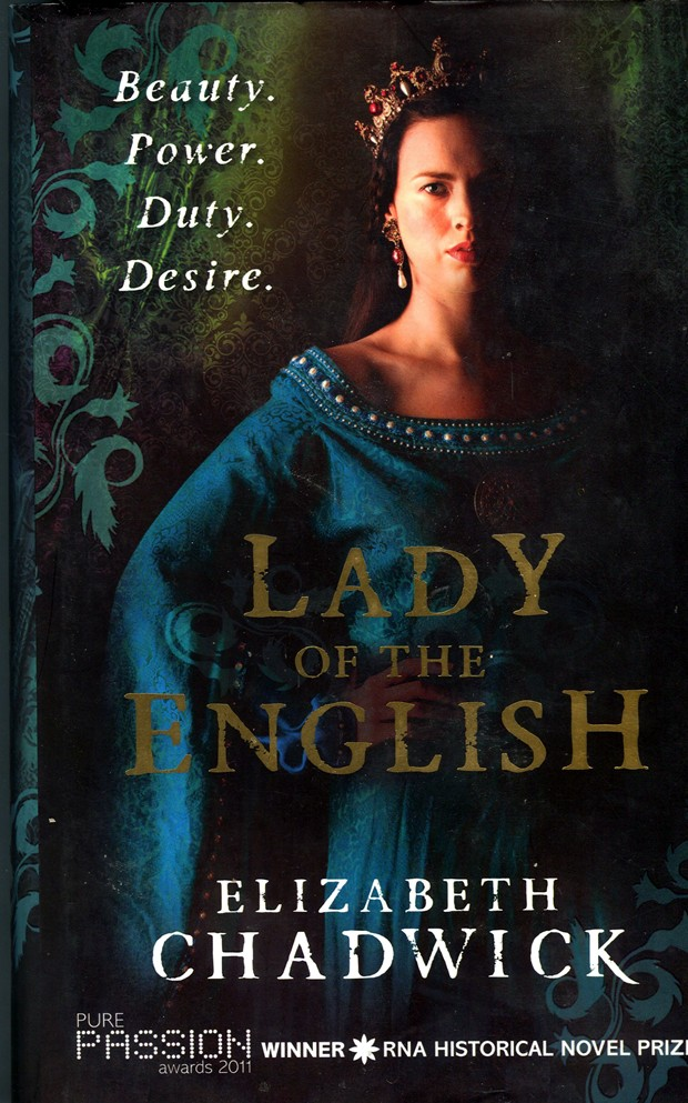 Lady of the English UK hardcover