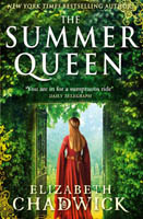 The cover of The Summer Queen by Elizabeth Chadwick
