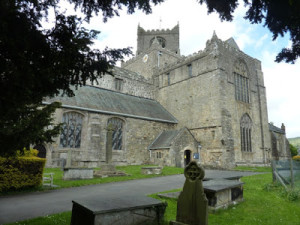 Cartmel Priory