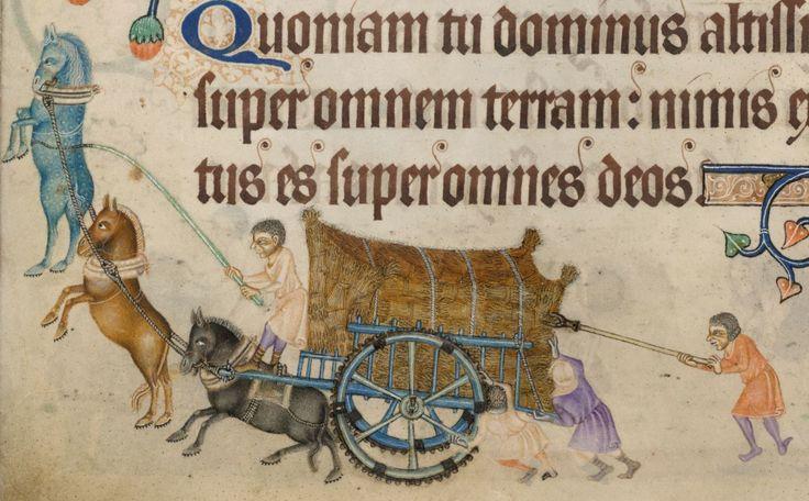 luttrell cart