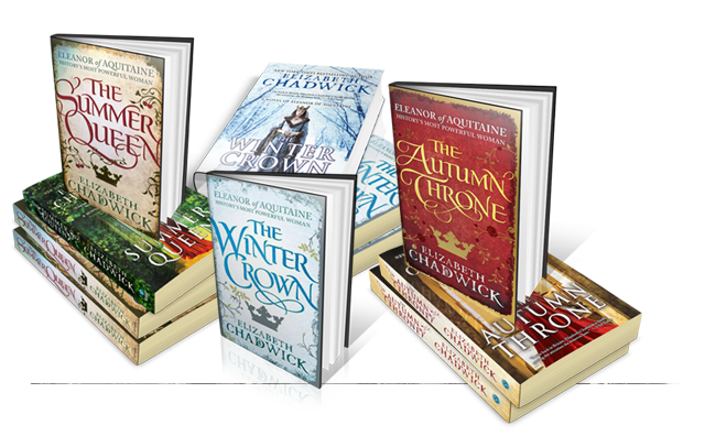 The Winner's Choice Monthly Book Draw @ Elizabeth Chadwick